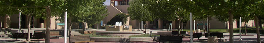 SW view of Valencia Campus